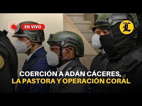 #ENVIVO: Coerción de la Operación Coral