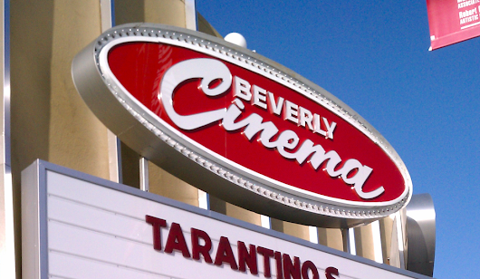 An Ode to the New Beverly Cinema - The Quentin Tarantino Archives