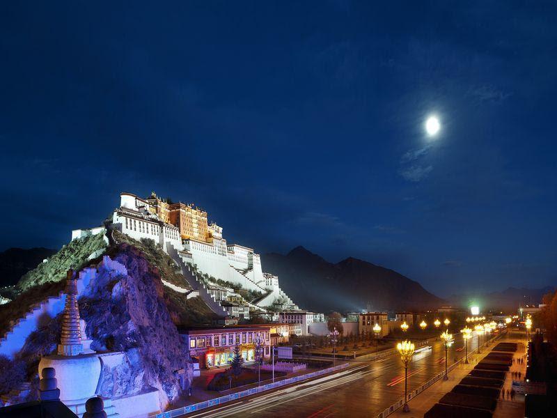 Review The St. Regis Lhasa Resort