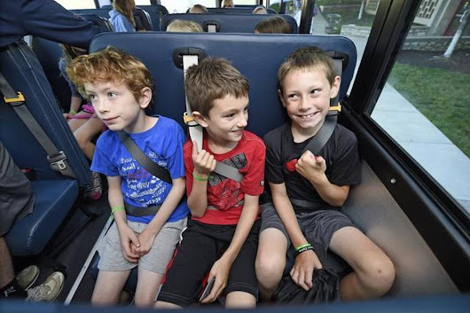 Pembroke Hill bus riders will be buckling seat belts