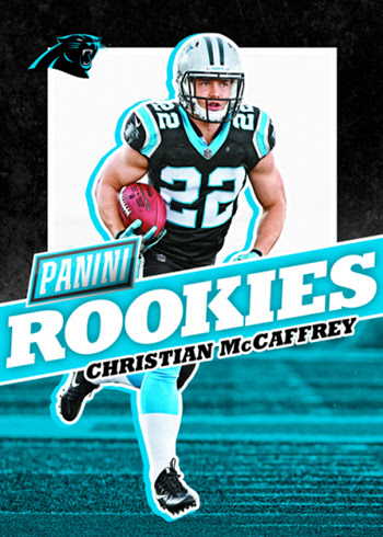 2017 Panini National Wrapper Redemption Checklist