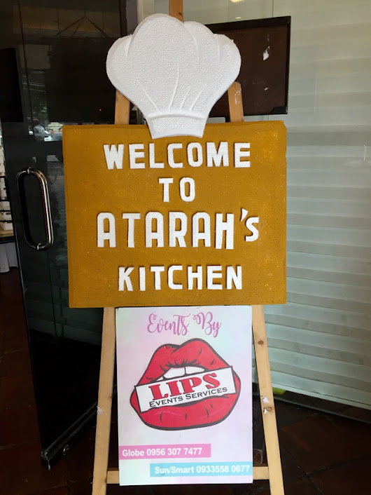 Atarah's Little Chef Themed Party – 1st Birthday | Party Doll Manila