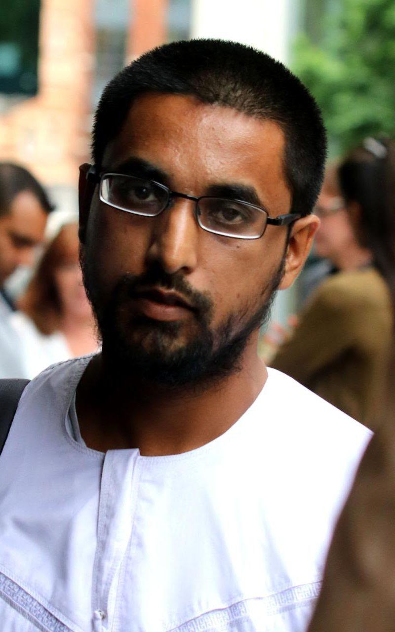 Mohammed Rahman was convicted alongside Choudary