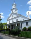 The Reformed Church of Newtown, Queens. Image 1