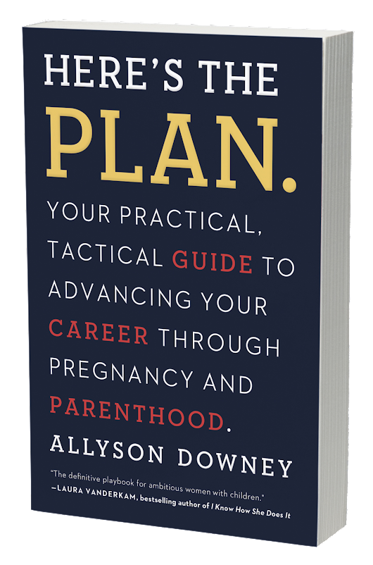 Here's the Plan by Allyson Downey
