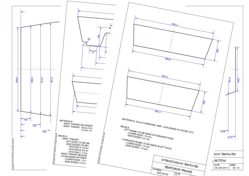 Wooden Sailboat Plans | diy boat plans plywood