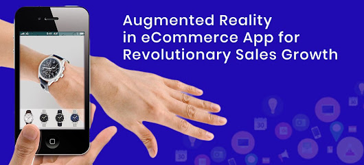 Augmented Reality in eCommerce App for Revolutionary Sales Growth - Gurutechnolabs