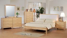 Natural Wood Bedroom Furniture | Pallet Furniture Ideas