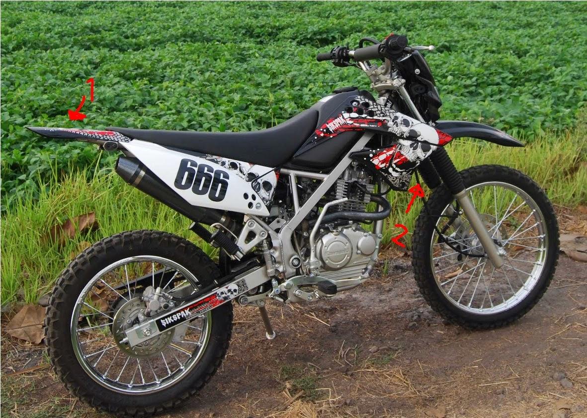 Modifikasi Motor Laki Modifikasi Motor Terbaru