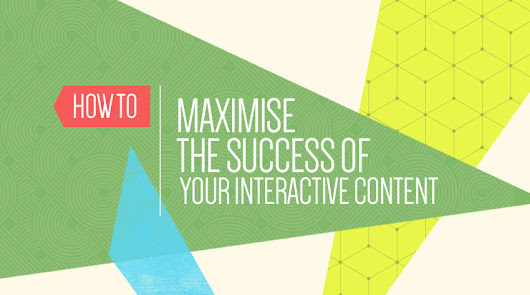 Maximise the success of your interactive content | Zazzle Media