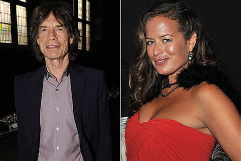 Mick Jagger Sings at Daughter Jade Jagger?s Wedding