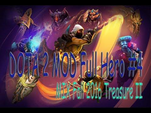DOTA 2 MOD Full Hero #4