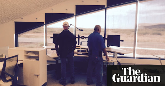 Project Skybender: Google's secretive 5G internet drone tests revealed | Technology | The Guardian