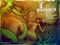 SQUIDGIRLS: THE OFFICIAL BIT