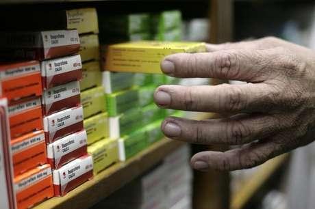 51,73% dos medicamentos terão reajuste mínimo de preços Foto: Gil Montano / Reuters