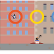 Google Logo Doubles As Parachute Game Before Answering The Question: When Was The First Parachute Jump?