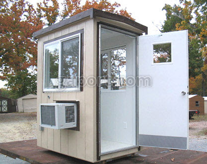 Find Prefab Guard Shacks in different Variety Of Sizes and prices For Your Business! | gaport.com