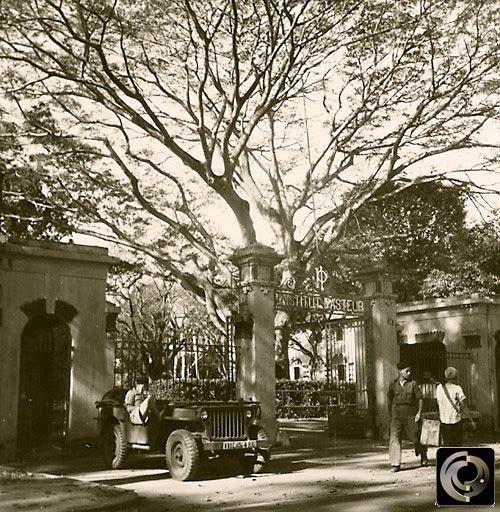 Viện Pasteur Sài Gòn thời Pháp thuộc.