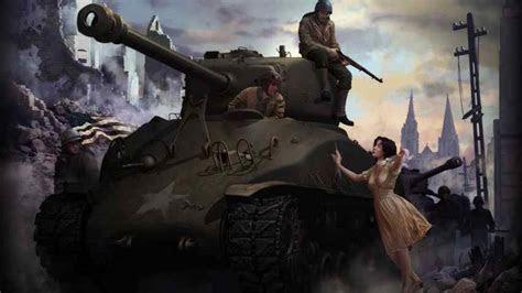 world war ii  sherman american tank learning history