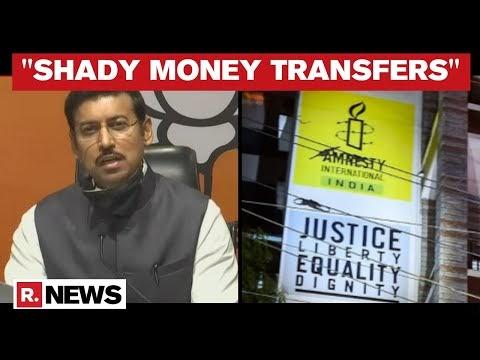 Amnesty International Broke FCRA Norms