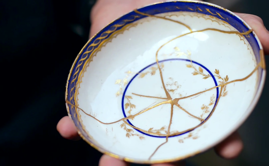 Kintsugi Is Recognizing Beauty in Broken Things | Make: