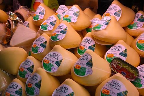 Mercado de Abastos, Santiago de Compostela, Spain