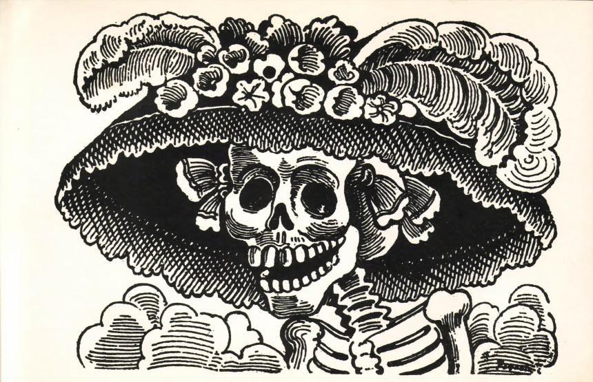 La Catrina Una Tradición Mexicana