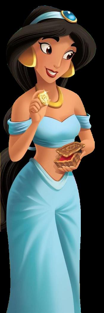 Jasmine - .png file - Disney Princess Photo (38459878 ...