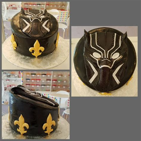 #blackpanthercake hashtag on Twitter
