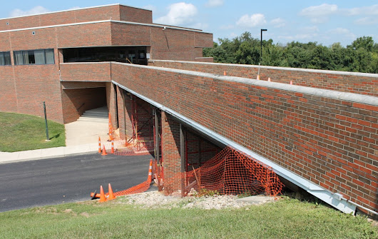 Geiger Brothers begins new pedestrian bridge work at Ohio University-Chillicothe