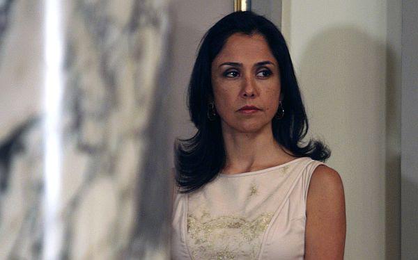 Nadine Heredia asegura que lo dicho sobre López Meneses no es injerencia política