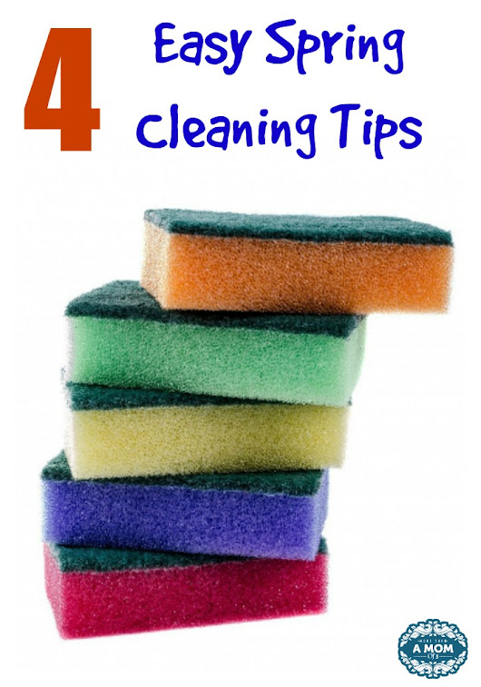 It's That Time Of Year Again: 4 Easy Spring Cleaning Tips -