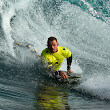 Damian King announces retirement from pro bodyboarding