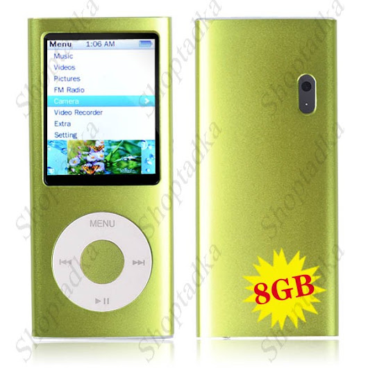 Wholesale 8GB MP4 player worldwide