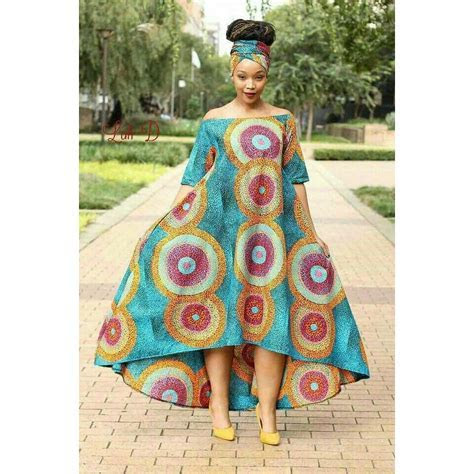 20 Best Kitenge Designs for Long Dresses 2019 Kitenge Styles