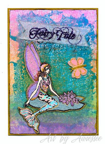 *Fairy Tale* atc {traded}