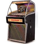 Crosley Rocket Vinyl Jukebox Black
