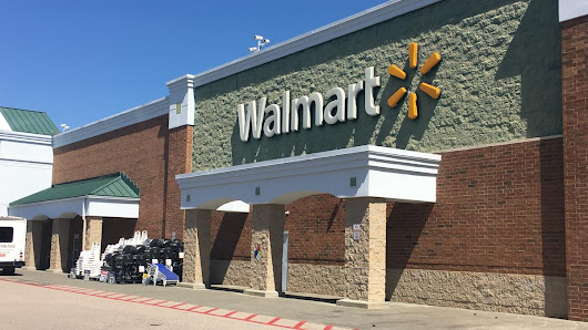 This Wal-Mart (NYSE: WMT) in Wake Forest has a machine that's only available in five stores nationwide - Triangle Business Journal