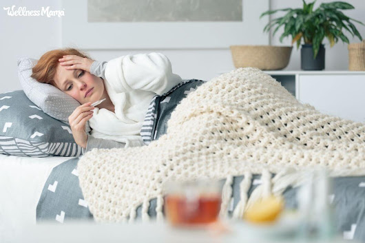 Natural Ways to Not Feel Like Crap During Colds and Flu