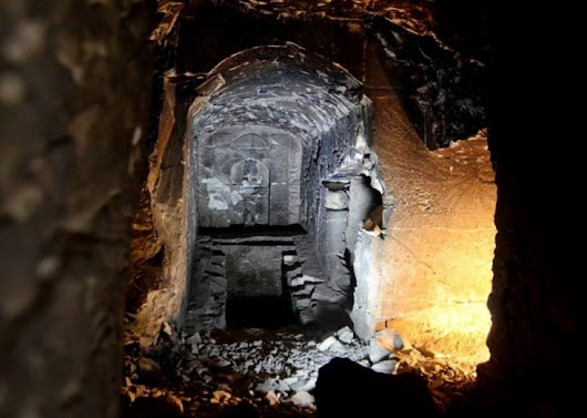 Mythical Tomb of Osiris, God of the Underworld, Discovered in Egypt