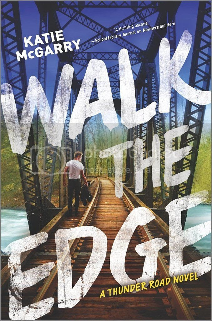 https://www.goodreads.com/book/show/17928147-walk-the-edge