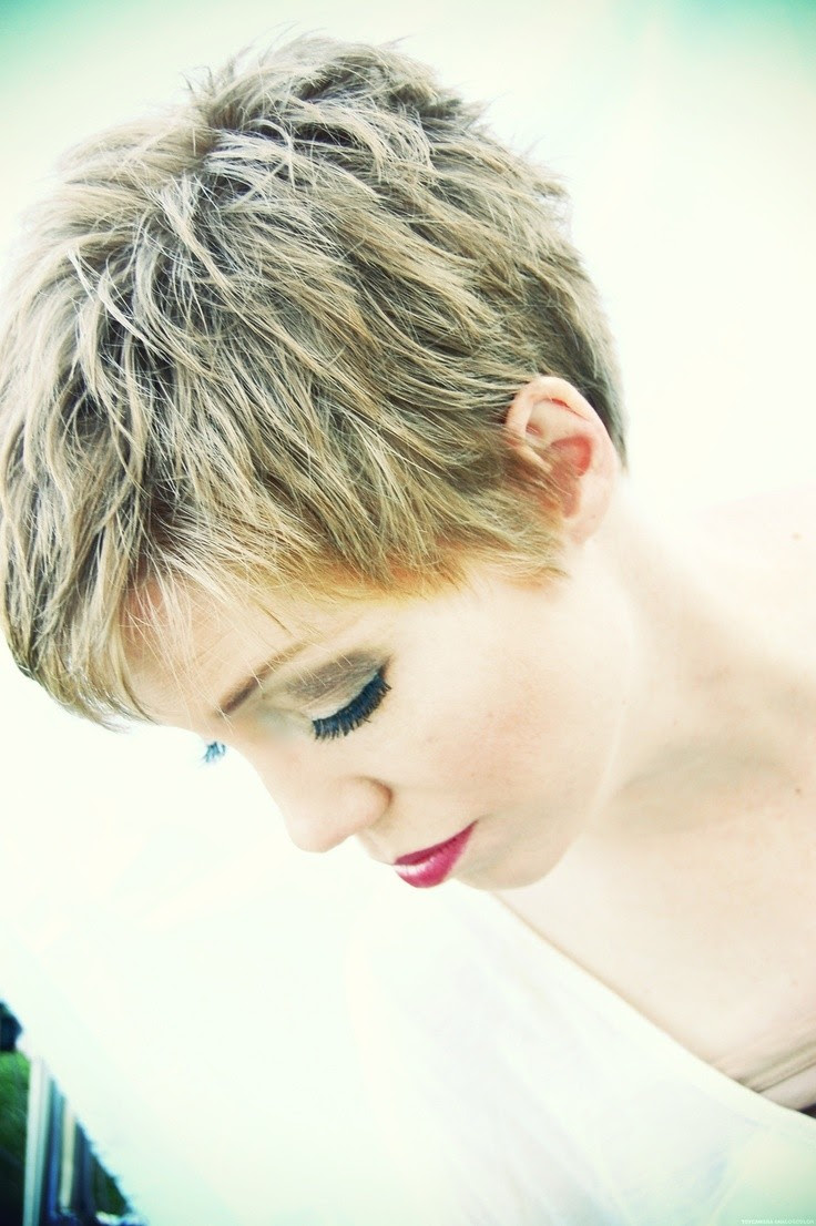 26 Simple Hairstyles For Short Hair Women Short Haircut Ideas 2017