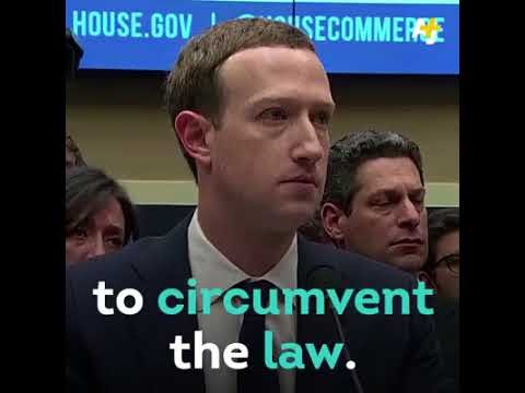 Facebook owner appears in the US assembly hall for Q&A