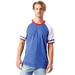 Alternative 5093 Men's Slapshot Vintage Jersey T-Shirt