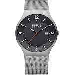 BERING Solar Slim Watch With Scratch Resistant Sapphire Crystal 14440-077. Designed In Denmark - 14440-077
