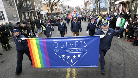 Boston St. Patrick's Day Parade Organizer To Reconsider Ban On Gay Veterans Group