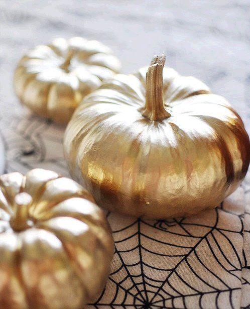 Shiny gold minis