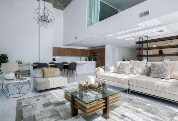 Cómo decorar una Sala o Living Room 1 580x397 Cómo decorar una Sala o Living Room   Diseño Interior Inspiración