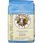 King Arthur Flour Bread Flour, Organic, Unbleached - 5 lbs (2.27 kg)