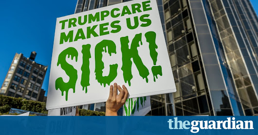 He voted for Trump, she voted for Clinton. Neither voted for Medicaid cuts | LeeAnn Howell and Richard Dituri | Opinion | The Guardian